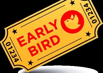 Early Bird Registration Now Open