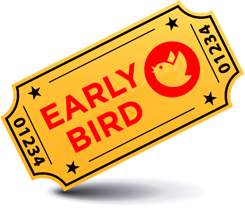 Early Bird Registration Now Open